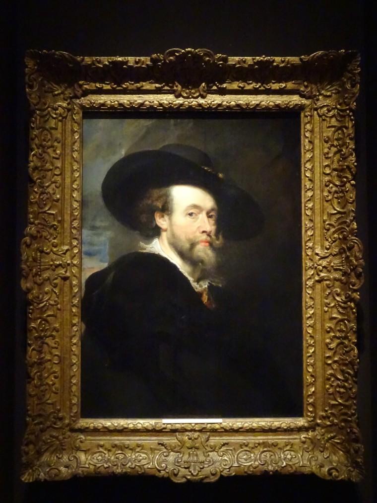 Rubens_Autoportrait